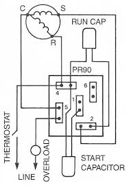 potential relays solid state starting relays and 10 19 wiring of universal relay replacing potential relay wiring as a potential relay replaces all potential motor starting relays for compressors rated