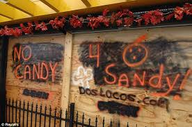 no candy sandy