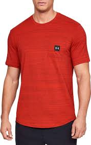 Under Armour Men's <b>Sportstyle Pocket T</b>-Shirt | Training tops, Under ...