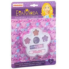 Eva Moda. Цветок с <b>косметикой</b> - <b>набор детской декоративной</b> ...