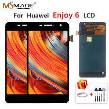 """5.0""""Original LCD For Huawei Enjoy 6 NCE-AL00 LCD Touch Screen ..."""