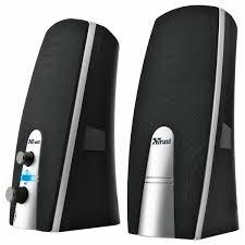 Купить Колонки компьютерные Trust MiLa <b>2.0</b> Speaker Set (16697 ...