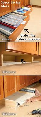how to make kitchen cabinets:  creative and clever space saving ideas make more space in the kitchen without remodeling or adding more cabinets learn how with