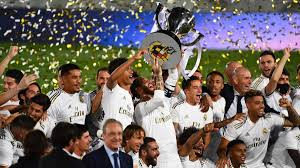 <b>Real Madrid</b>: LaLiga champions <b>2019/2020</b> - AS.com
