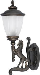 <b>4901</b> – уличный настенный <b>светильник Nowodvorski Horse 4901</b>