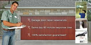 Image result for repair a broken garage door