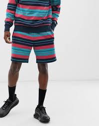 Темно-синие <b>шорты</b> в полоску <b>Billionaire</b> Boys Club | ASOS