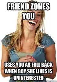 Friend Zone Fiona memes | quickmeme via Relatably.com