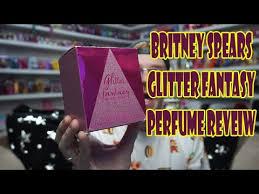 <b>Britney Spears Glitter</b> Fantasy Perfume Review   Among the Stars ...