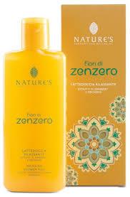 <b>Молочко для душа</b> Nature's Fiori di Zenzero
