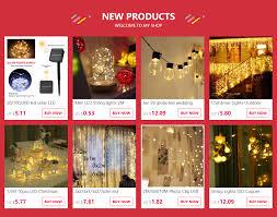 Online Shop <b>Moon Star</b> Lamp <b>LED</b> Lamp String Ins Christmas Lights ...