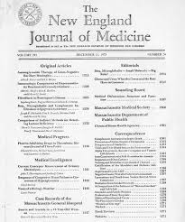 doctor michaelcrichton com michael crichton essay in the new england journal of medicine