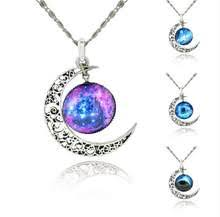 Compare Prices on <b>Galaxy Necklace</b> Silver- Online Shopping/Buy ...