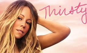 Mariah Carey heeft haar nieuwe single 'Thirsty' gelanceerd. De track is een samenwerking met Quan en is afkomstig van haar album 'Me. - mariah-carey-thirsty