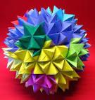 Из истории развития модульного оригами