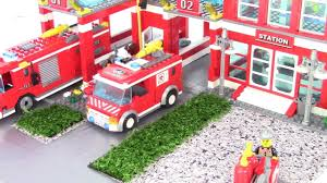 Пожарная станция 911 конструктор Brick <b>набор Fire</b> Rescue ...