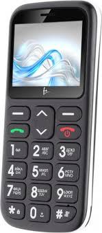 <b>Телефон F+ Ezzy</b> 2 Black купить недорого в Екатеринбурге в ...
