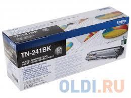 Тонер-<b>картридж Brother TN241BK</b> черный, для HL-3140CW/HL ...
