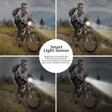 <b>LED Bicycle</b> Lights Rechargeable <b>Cycle</b> Lights Easy to Install for ...