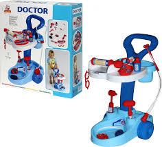 "<b>Набор</b> детский <b>игровой</b> ""Доктор"" <b>Palau Toys</b> Полесье 36582_PLS ..."