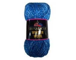 <b>Пряжа Himalaya Winter</b> Wool 80% акрил, 20% шерсть, 70 м, 100 ...