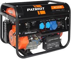 Генератор PATRIOT GP 7210AE