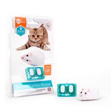 HEXBUG Mouse <b>Robotic Cat</b> Toy - <b>Remote Control</b> Toys   HEXBUG