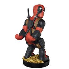 "<b>Подставка Cable guy</b>: <b>Marvel</b>: Deadpool ""Bringing Up the Rear ..."