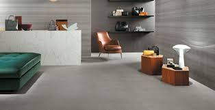Showroom with Fabric-Effect Porcelain Tiles - <b>Atlas Concorde Room</b>