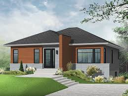 Contemporary House Plans   The House Plan ShopPlan H