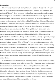 slavery in the writings of thomas aquinas ralph neill pdf other than a few passages in the athenian constitution all of aristotle s significant writings
