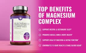 Nobi Nutrition High Absorption Magnesium Complex ... - Amazon.com