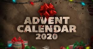 Advent Calendar 2020 - <b>Dead by Daylight</b>