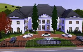 Sims  Mansions and Sims on PinterestSims Mansion  Save Learn more at oi  tinypic com