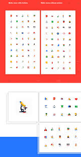here you can see some included examples the free download bundle is packed with different basic icons flat icons 1000