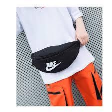 Ready Stock Nike Waist <b>pack</b> Outdoor Casual Sling <b>Bag</b> Pek ...