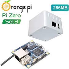 <b>Orange Pi</b> Zero Set3: <b>Orange Pi</b> Zero 256MB+<b>Protective White</b> Case ...