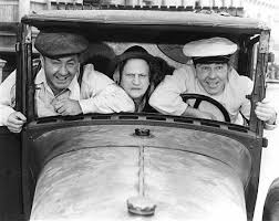 Three Stooges (Jerome Herwitz, Louise Feinberg, Moses Horwitz) in ...