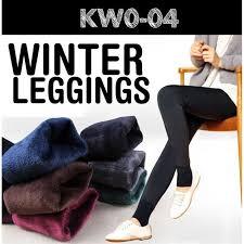 <b>Women Winter</b> Leggings / <b>keep warm</b>/ inner wear/ <b>Women</b> pants ...