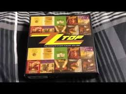 <b>ZZ Top</b> - The Complete Albums Collection 1970-1990 CD Unboxing ...