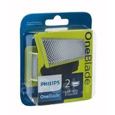 <b>Сменное лезвие Philips</b> OneBlade <b>QP220</b>/50 2шт - Косметика в ...