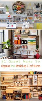 room decor amusing collection southern  great ways to completely organize your workshop or craft room how to