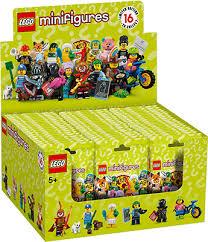 Конструктор <b>Lego Minifigures Минифигурки</b> LEGO: Серия 19 ...