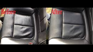 How to <b>clean Leather</b> Car Seats: Easy, No Tools Required ...