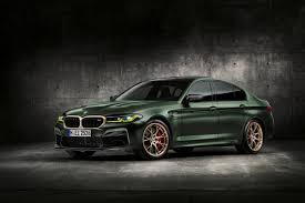 The <b>new BMW</b> M5 CS.