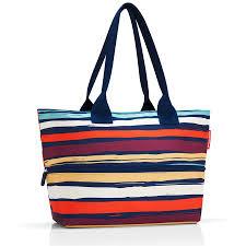 Купить <b>Сумка Shopper E1</b> artist stripes <b>Reisenthel</b> RJ3058 в ...