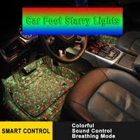 <b>Car Foot</b> Starry Lights