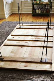 How To Make A Dining Room Table 1000 Ideas About Diy Dining Table On Pinterest Dining Tables