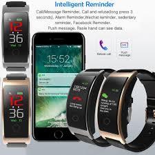 luckyruby <b>CK11C</b> Bluetooth 4.0 Smart Watch Bracelet Blood ...