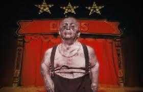 Resultado de imagen de enano en el circo